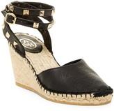 Ash Winona Studded Espadrille Wedge Sandal