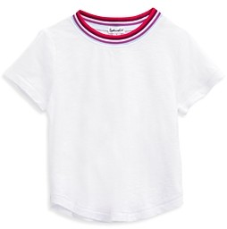 Splendid Girls' Striped Tee - Little Kid