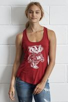 Tailgate Wisconsin Badger Tank