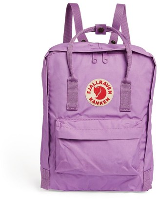 Fjallraven Kanken Logo Badge Backpack
