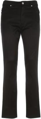 Love Moschino Logo Patch Skinny Jeans