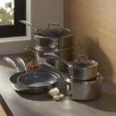 Crate & Barrel ZWILLING ® J.A. Henckels VistaClad Ceramic Non-Stick 10-Piece Cookware Set