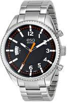 ESQ by Movado ESQ Movado Men's 07301425 esq Catalyst tm Three-Hand Dial Watch