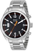 ESQ by Movado ESQ Movado Men's 07301425 esq Catalyst tm Three-Hand Dial Watch