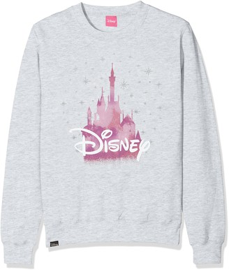 Disney Girls Sweatshirt Castle