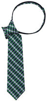 Lord & Taylor Boys 2-7 Canyon Microcheck Silk Tie