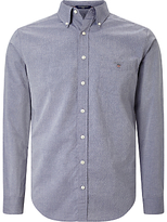 Gant Long Sleeve Printed Poplin Shirt