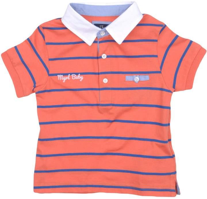 Mayoral Polo shirts - Item 37852960