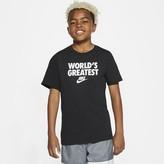 Nike Big Kids (Boys) T-Shirt Sportswear