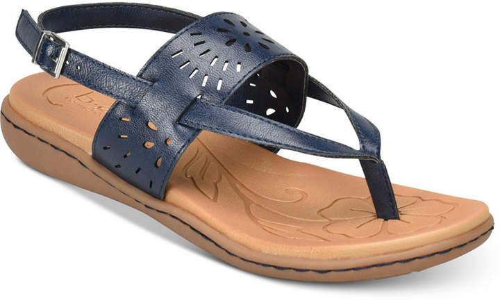 b.ø.c. Clearwater Flat Sandals Women Shoes