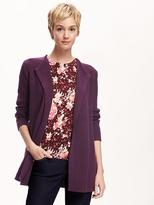 Old Navy Soft Structure Open-Front Cardi for Women