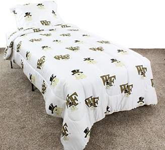 College Covers Wake Forest Demon Deacons 2 Shams & Comforter Set
