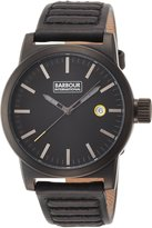 Barbour International-Halsted Men's watches BB024BKBK