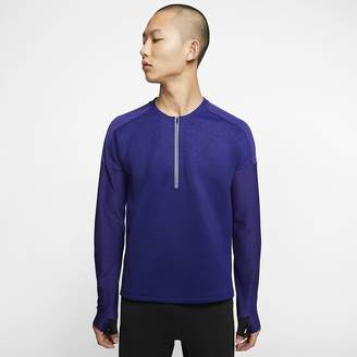 Nike Men's Long-Sleeve Running Top Tech Pack