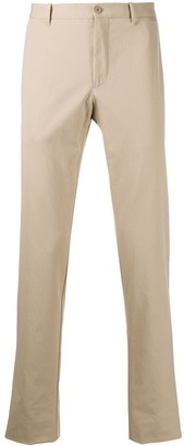 Incotex Stretch Fit Mid-Rise Chinos