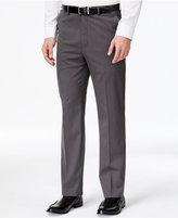 MICHAEL Michael Kors Charcoal Tic Classic-Fit Pants