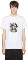 Public School White Kissen T-shirt