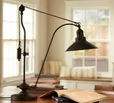Pottery Barn Glendale Pulley Task Table Lamp