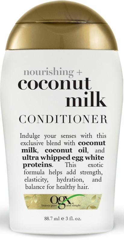 OGX Trial Size Nourishing Coconut Milk Conditioner
