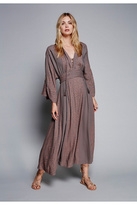 Free People Womens MODERN KIMONO DRESS