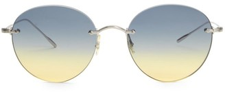 Oliver Peoples Coliena 57MM Oval Sunglasses