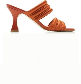 Miista Frostine Velvet Sandals