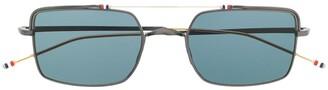 Thom Browne Aviator Square Sunglasses