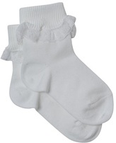Falke White Lace Baby Socks
