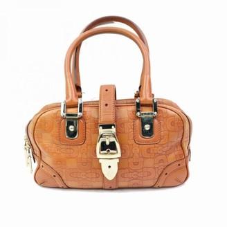 Gucci Boston Brown Leather Handbags