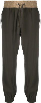 Moncler Side-Stripe Track Pants
