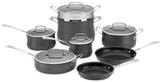 Cuisinart Contour Hard Anodized Cookware Set (13 PC)