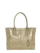 Alice + Olivia Dusted Suede D Tote Bag
