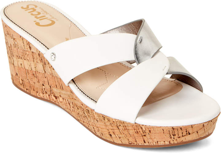 e060fc385 Sam Edelman Cork Footbed Women s Sandals - ShopStyle
