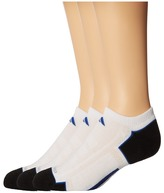 adidas Climacool II 2-Pair No Show Sock