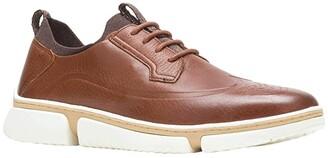 Hush Puppies Bennet WT Oxford (Cognac Leather) Men's Shoes