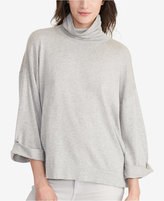 Lauren Ralph Lauren Petite Three-Quarter-Sleeve Sweater