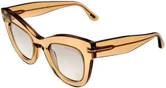Tom Ford Women's Ft0612 47Mm Sunglasses