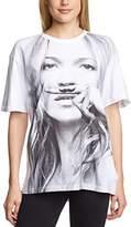 Eleven Paris Women's Mokat 14F2LT077 Short Sleeve T-Shirt,(Manufacturer Size:Small)