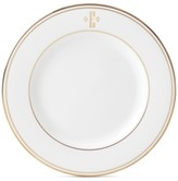 Lenox Federal Gold Monogram Block Salad Plate