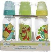 "Winnie The Pooh Jumping Joyful"" 3-Pack Bottles"