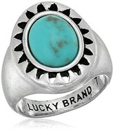 Lucky Brand Turquoise Ring, Size 7