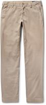 Polo Ralph Lauren Newport Slim-Fit Pima Cotton-Twill Chinos