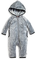 Splendid Infant Boys' Faux Fur Hooded Coverall - Sizes 0-9 Months
