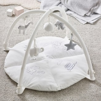 The White Company Noah's Ark Activity Gym. One Size. Beige