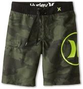 Hurley Camo Boardshorts (Big Kids)