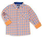Andy & Evan Little Boy's Cotton Shirt