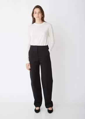 The Row Taylor Washed Cotton Drill Pant