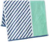 Kas Zaba Rectangle Aqua Hand Towel