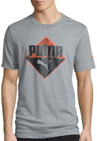 Puma Prominent Short-Sleeve Graphic Tee