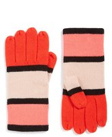 Kate Spade Women's Mondarian Colorblock Gloves